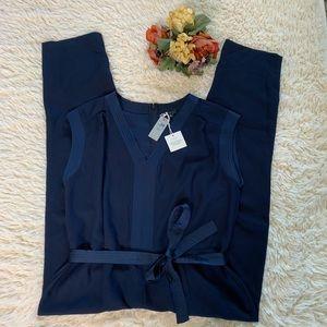 Ann Taylor Jumpsuit  Size 16 Petite NWT
